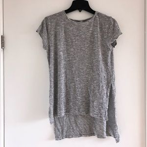 Jo & Co t-shirt with open sides